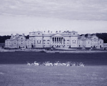 Holkham House a Norfolk GB