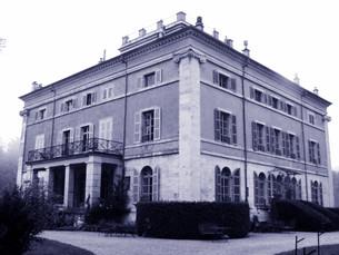 La Villa Palladiana a Chateau de Syam FR