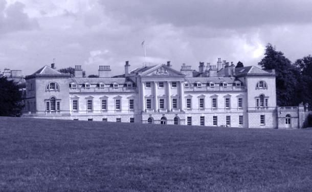 Woburn Abbey a Bedfordshire GB