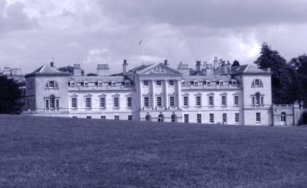 Woburn Abbey a Bedfordshire GB