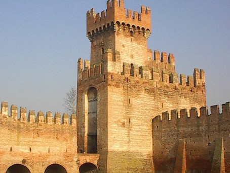 The walled cities of Cittadella and Montagnana, the embattled jewels