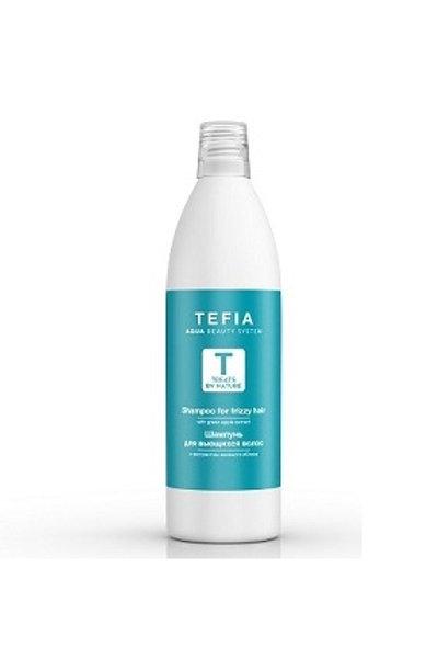 Шампунь для вьющихся волос, 1000 мл (Tefia, Италия)
