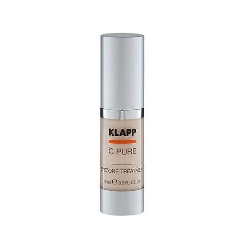 Крем для кожи вокруг глаз c витамином С, 15 мл (KLAPP, Германия)