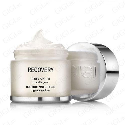 Восстанавливающий крем Recovery Daily SPF 30, 50 мл (GIGI, Израиль)