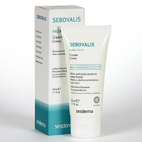 Крем для лица с себорегулирующим действием, 50 мл (Sesderma, Испания)
