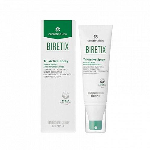 Спрей три-актив анти-акне, 100 мл (Biretix, Испания)