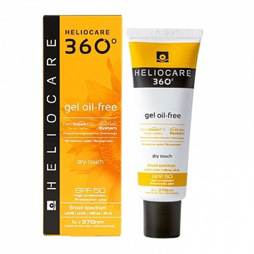 Солнцезащитный гель SPF50 для норм. и жирной кожи,50 мл (HELIOCARE,Испания)