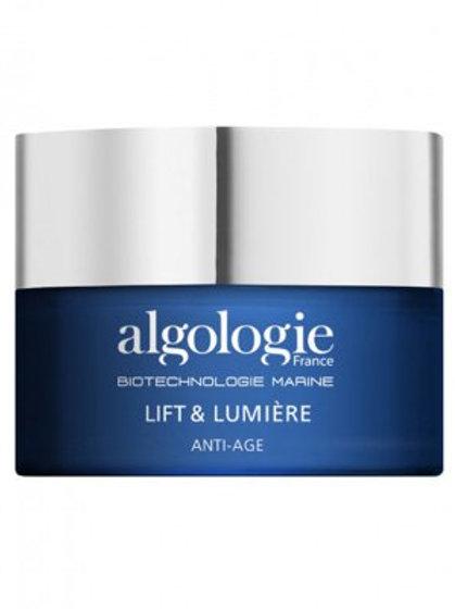 Укрепляющий ночной крем, 50 мл (Algologie, Франция)