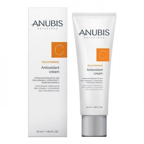 Антиоксидантный Витаминизирующий крем, 50 мл (Anubis, Испания)