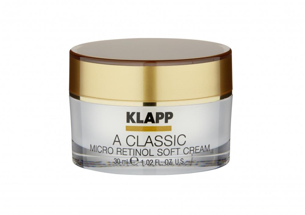 Крем с ретинолом KLAPP
