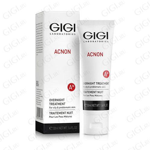 Ночной крем GIGI Acnon Overnight treatment, 50 мл (GIGI, Израиль)