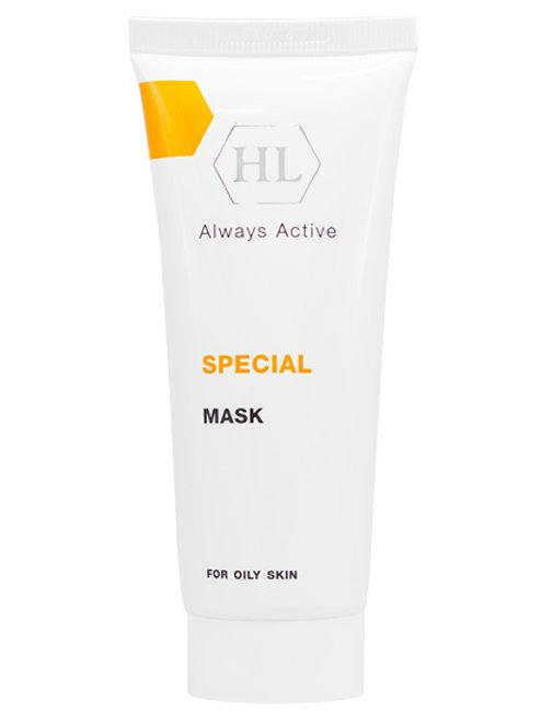 Сокращающая маска для пористой кожи, 70 мл (Holy Land, Израиль)