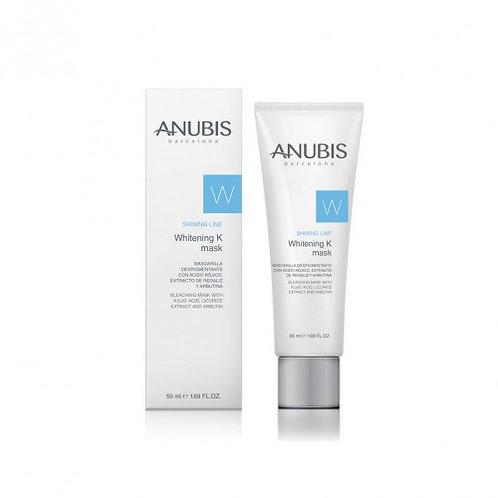 Осветляющая депигментирующая маска Shining Line, 50 мл (Anubis, Испания)