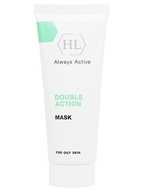 Сокращающая маска DOUBLE ACTION Mask, 70 мл (Holy Land,Израиль)