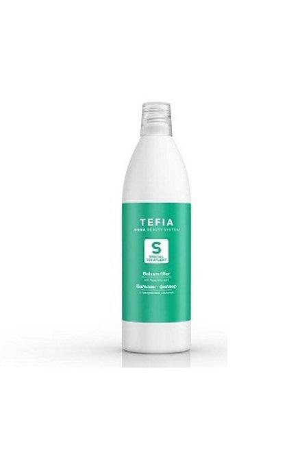 Бальзам-филлер с гиалуроновой кислотой, 1000 мл (Tefia, Италия)