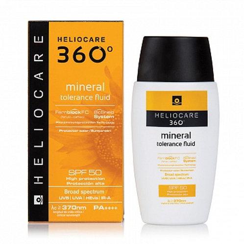 Солнцезащитный флюид для чувств.кожи SPF50+, 50 мл (HELIOCARE, Испания)