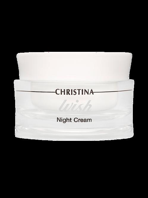 Ночной крем для зрелой кожи (CHRISTINA,Израиль)