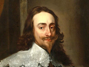 King Charles's head