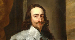 portrait of king charles i as mentioned in david copperfield by dickens