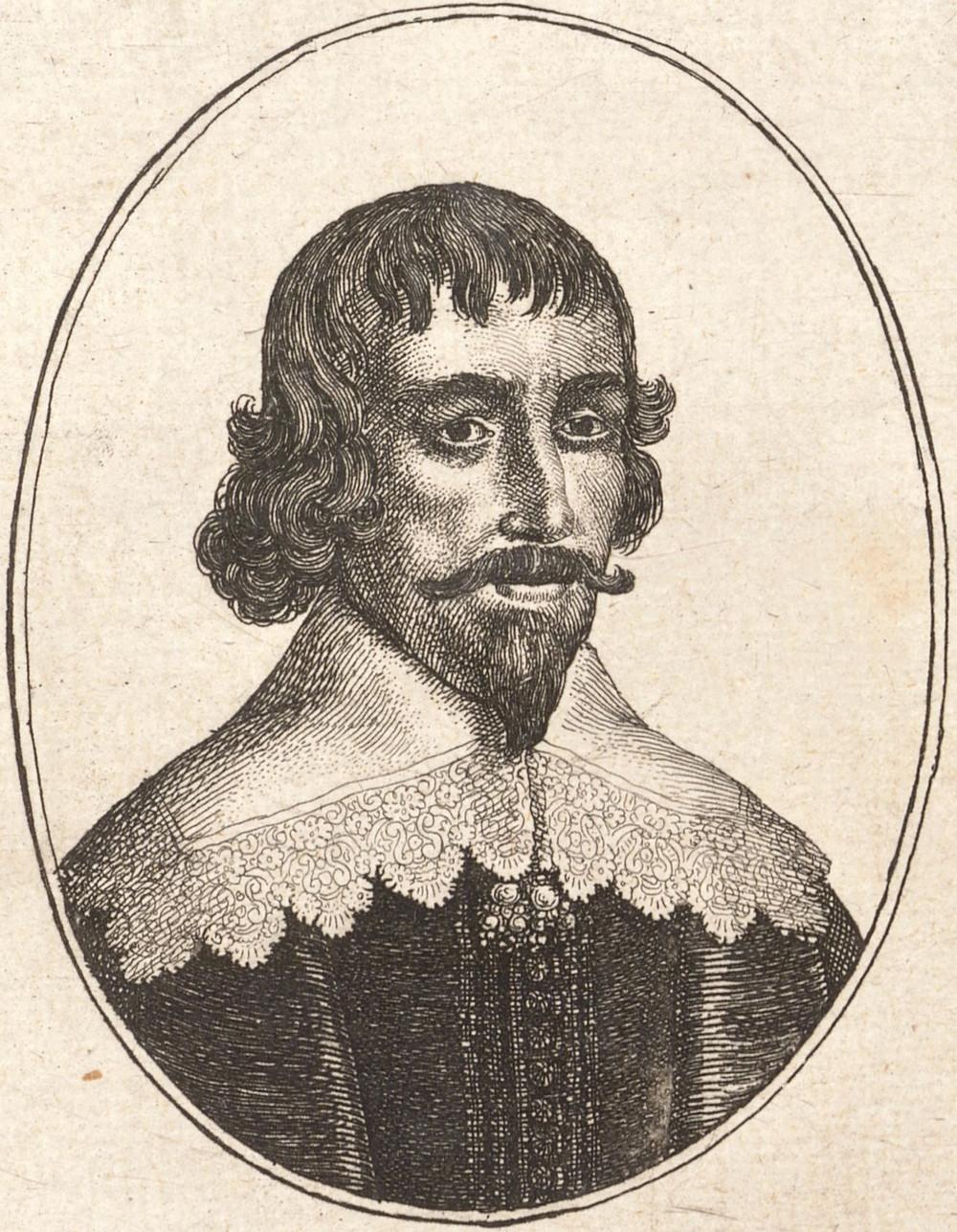 portrait of william prynne