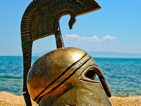 Spartan boy