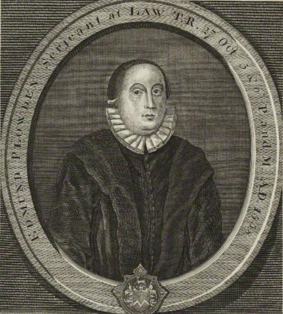 portrait of edward plowden