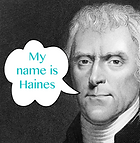 My Name Is Haines
