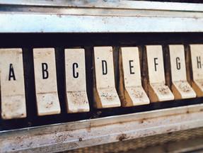Alphabetical words