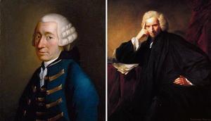 tobias smollett Tobias Smollett, Laurence Sterne