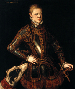 portrait of Dom Sebastião de Portugal, King Sebastian I of portugal