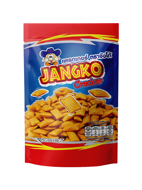 Jangko cracker original flavoured 45 grams