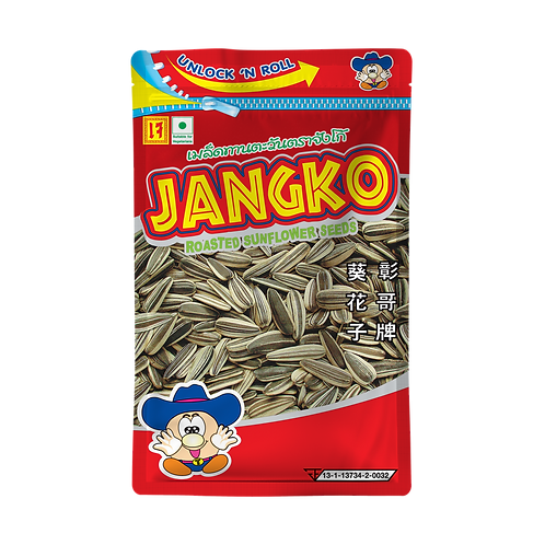 Jangko roasted sunflower seed with herbs 90 grams