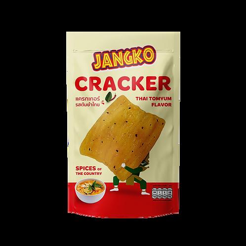 Jangko cracker Thai tom yum flavoured 18 grams