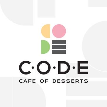 C.O.D.E CAFE OF DESSERTS