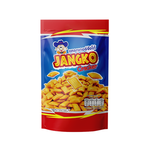 Jangko cracker original flavoured 22 grams