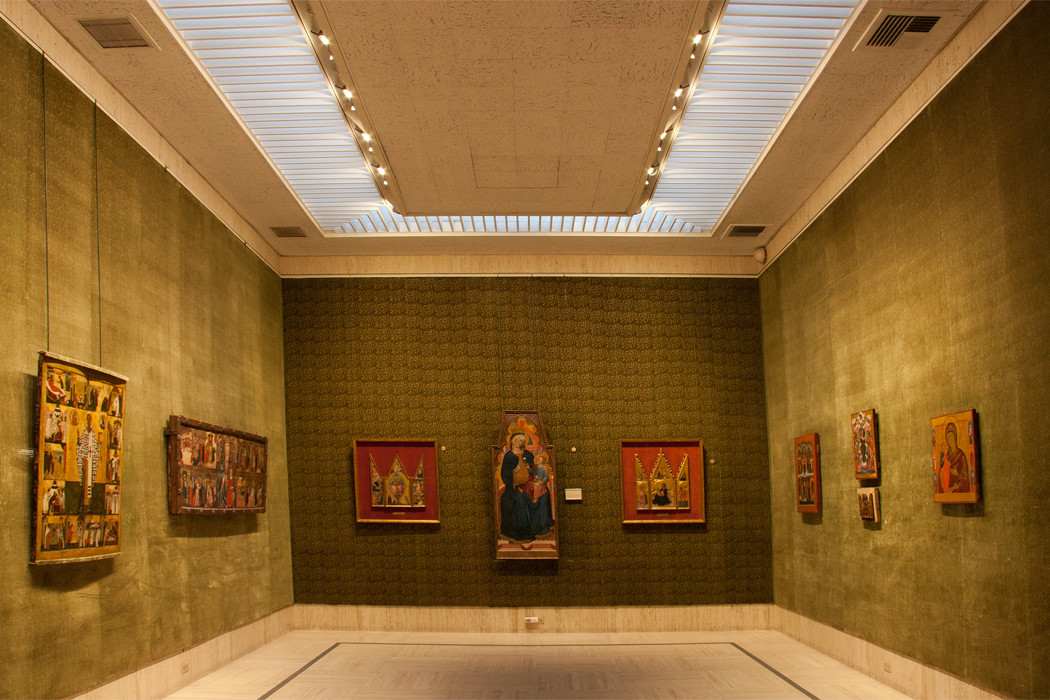 Temporary exhibition of Russian Icons from the permanent collection of the Timken Museum / Balboa Park