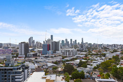Great views of Brisbane CBD
