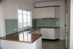 Tidy kitchen with Blanco Oven