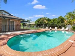 Onsite swimming pool