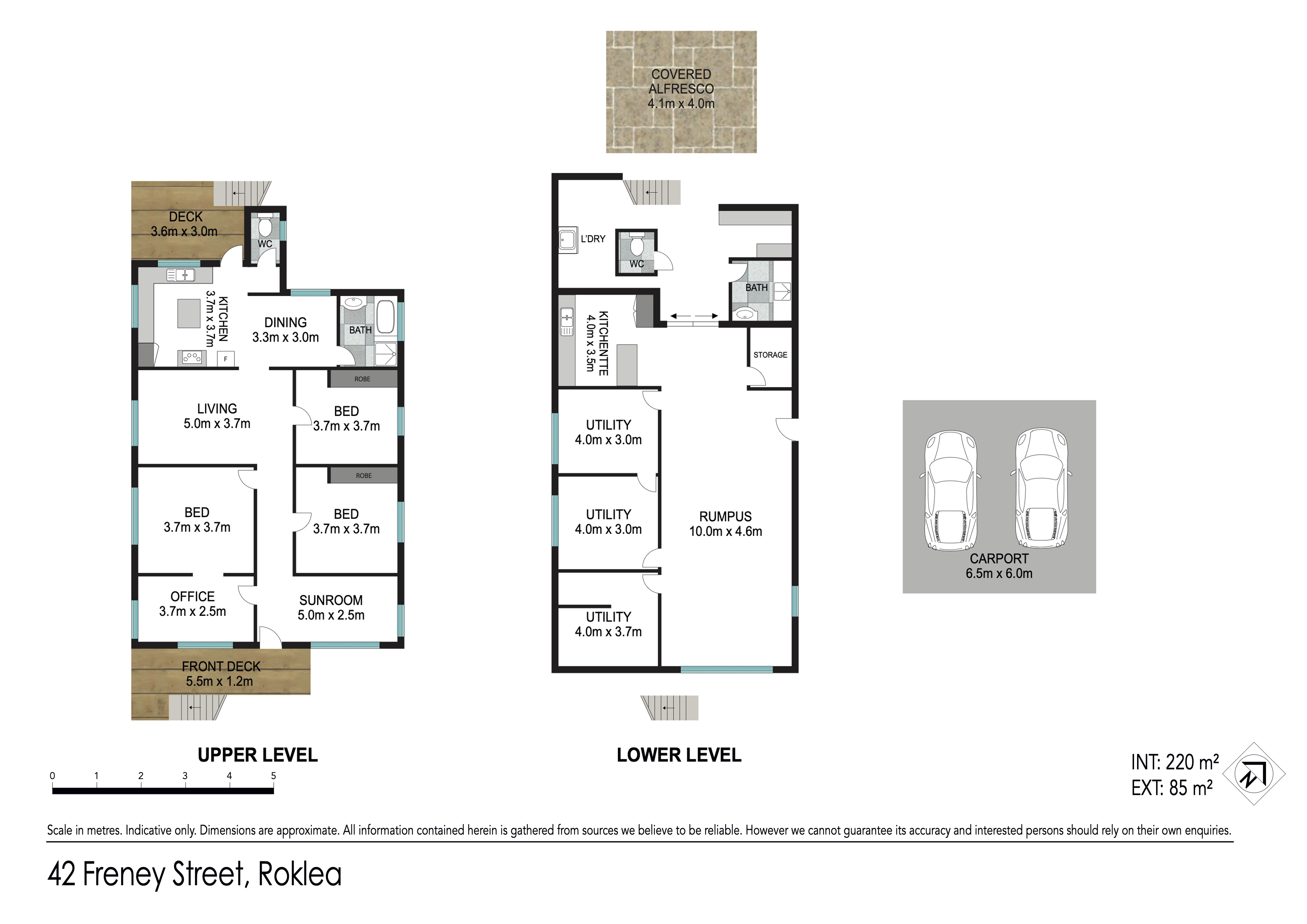 Floor Plan 42 Freney st, Rocklea