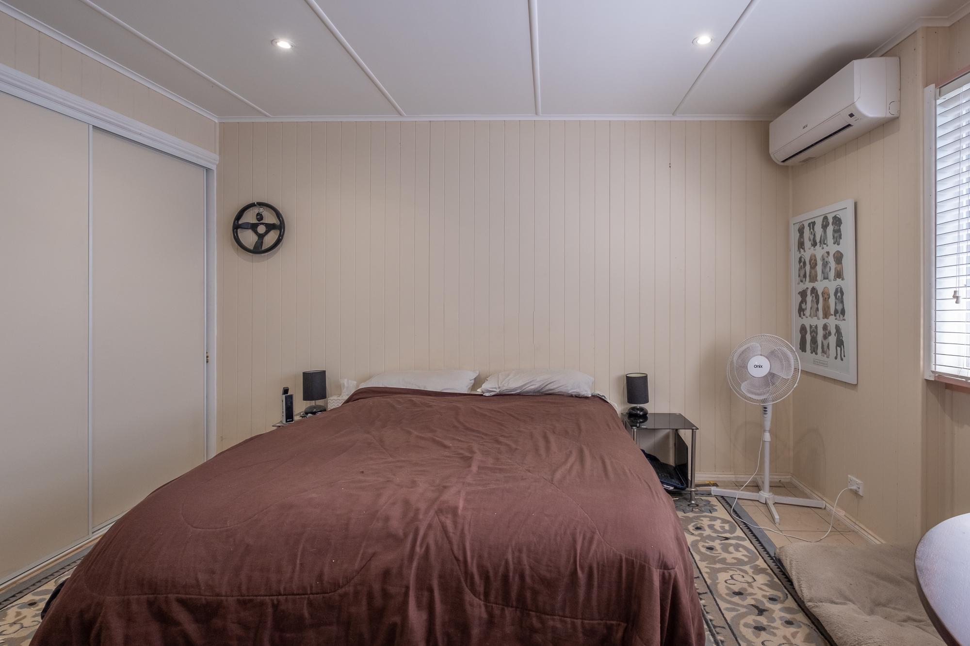 Bedroom (Granny flat)