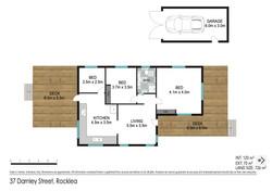 Darnley Floor plan