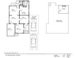76 Fairfield Road Floor Plan