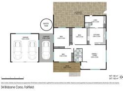 34 Brisbane Corso Floorplan