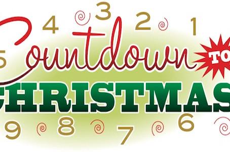 Six weeks until Christmas.....