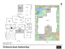 Floor plan - 10 Moores Road