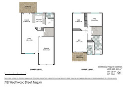 Floor plan - 7/27 Heathwood Street, Taigum
