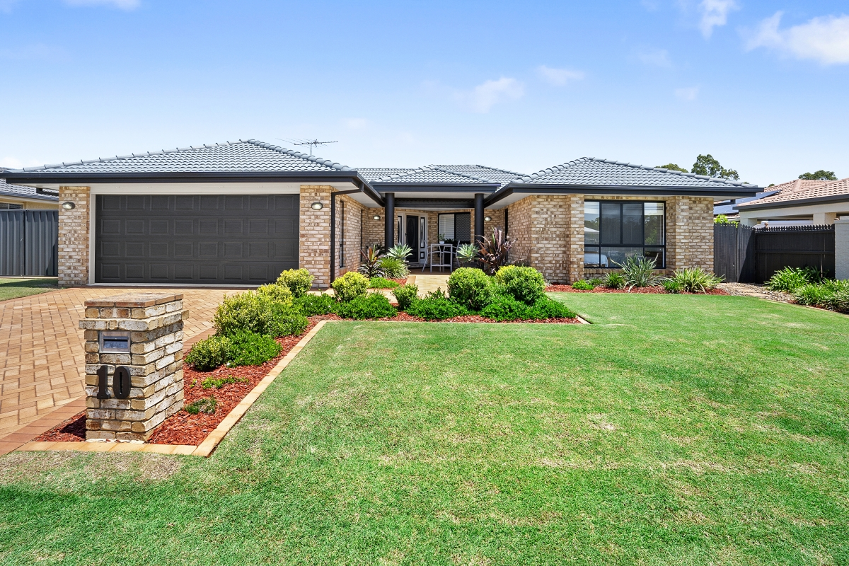Front view - 10 Moores Road, Redland