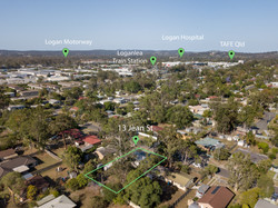 Aerial view - Jean St