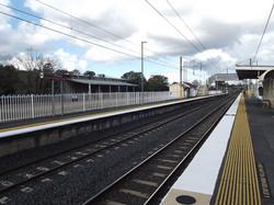 Rocklea Train Station